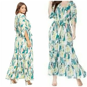 Melissa McCarthy Seven7 Dresses - 2X Melissa McCarthy Seven7 Tiered Peasant DressNWT